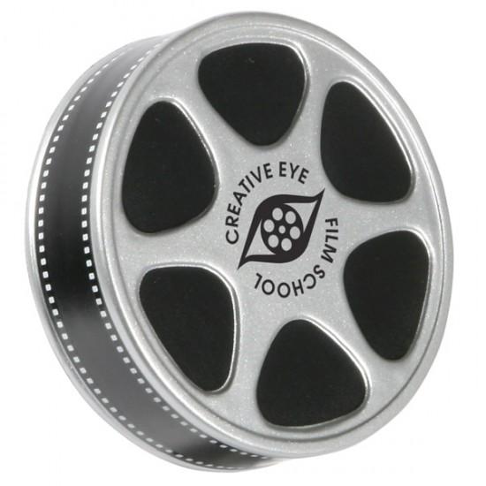 Custom Logo Film Reel Stress Toy