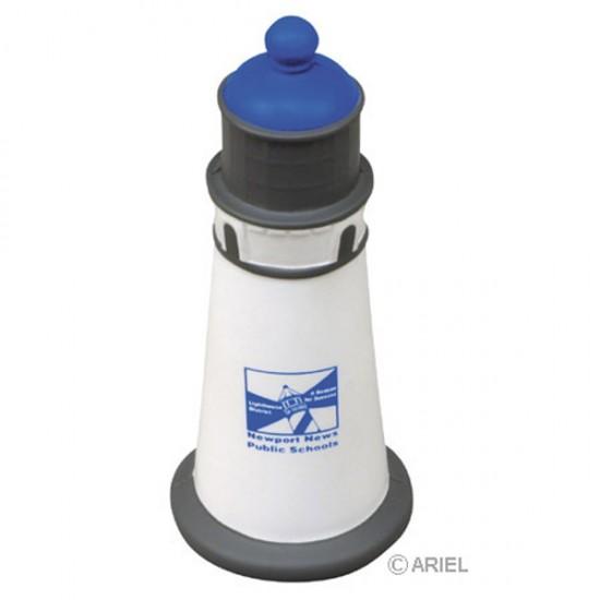 Custom Logo Lighthouse Stress Toy