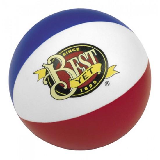 Custom Logo Beach Ball Stress Toy