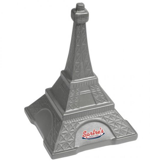 Custom Logo Eiffel Tower Stress Toy