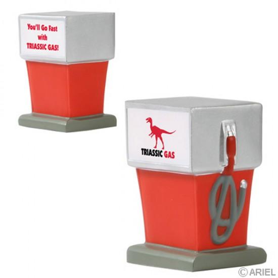 Custom Logo Gas Pump Stress Toy